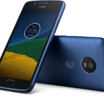 Motorola Moto G5 in Blue Sapphire Color Pics Leaked