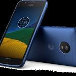 Motorola Moto G5 in Blue Sapphire Color Pics Leaked