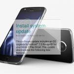 Moto Z Play Droid Android 7.0 Nougat NDNS25.137-24-1-2 update rolling