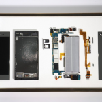 Sony Xperia XZ Premium Disassembly Pictures from MWC 2017