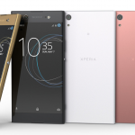 Sony Xperia XA1 Ultra launched with 16MP front camera with OIS at MWC 2017