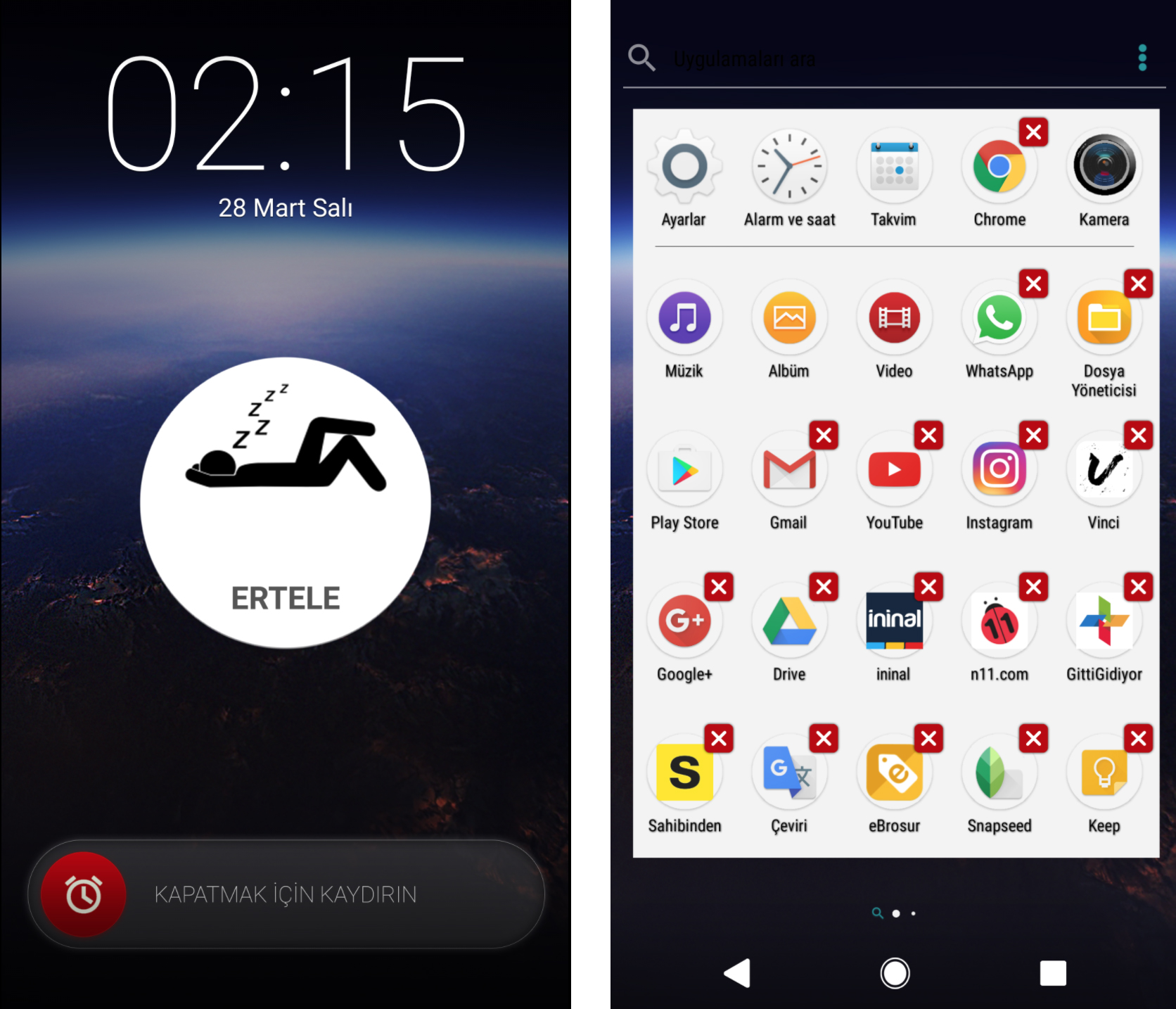 Gmail theme on android - Check Out More Sony Xperia Themes Here