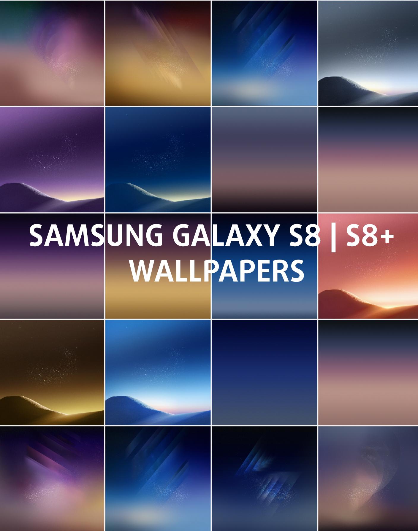 Download Samsung Galaxy S8 & S8 Plus
