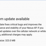 Nexus 6P Android 7.1.2 N2G47H Build Update rolling – OTA Files and Factory Images available for manual flashing