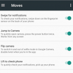 VIDEO – Nexus 6P Swipe down on fingerprint sensor to check notifications feature in action from Android 7.1.2 update