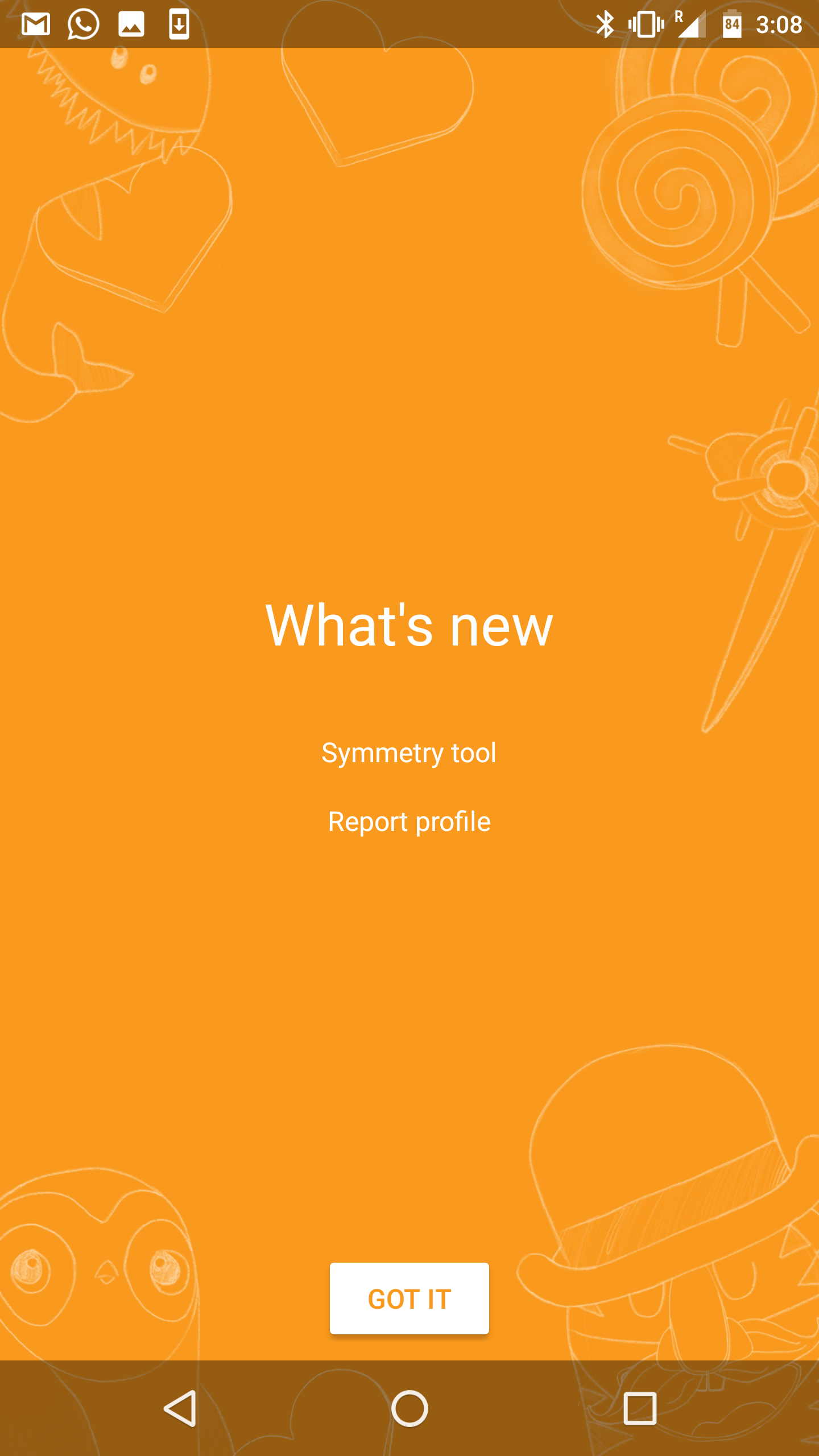 Sony Sketch 7 9 A 0 2 App update brings Symmetry tool