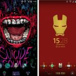 Download Xperia Suicide Squad Theme & Iron Man Theme