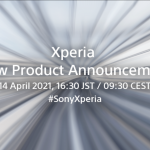 Sony Xperia 2021 Phone Lineup Launch Confirmed for April 14