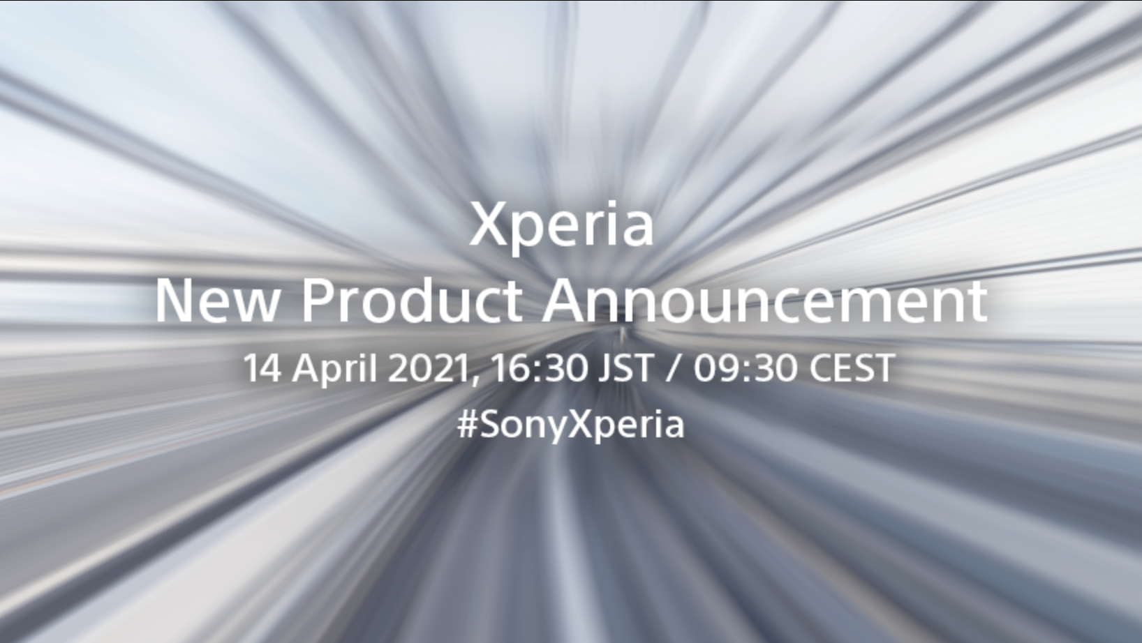 Sony Xperia 2021 Phone Launch 14 April