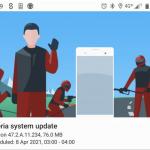 Xperia XZ1/XZ Premium 47.2.A.11.234 Firmware Update Rolling
