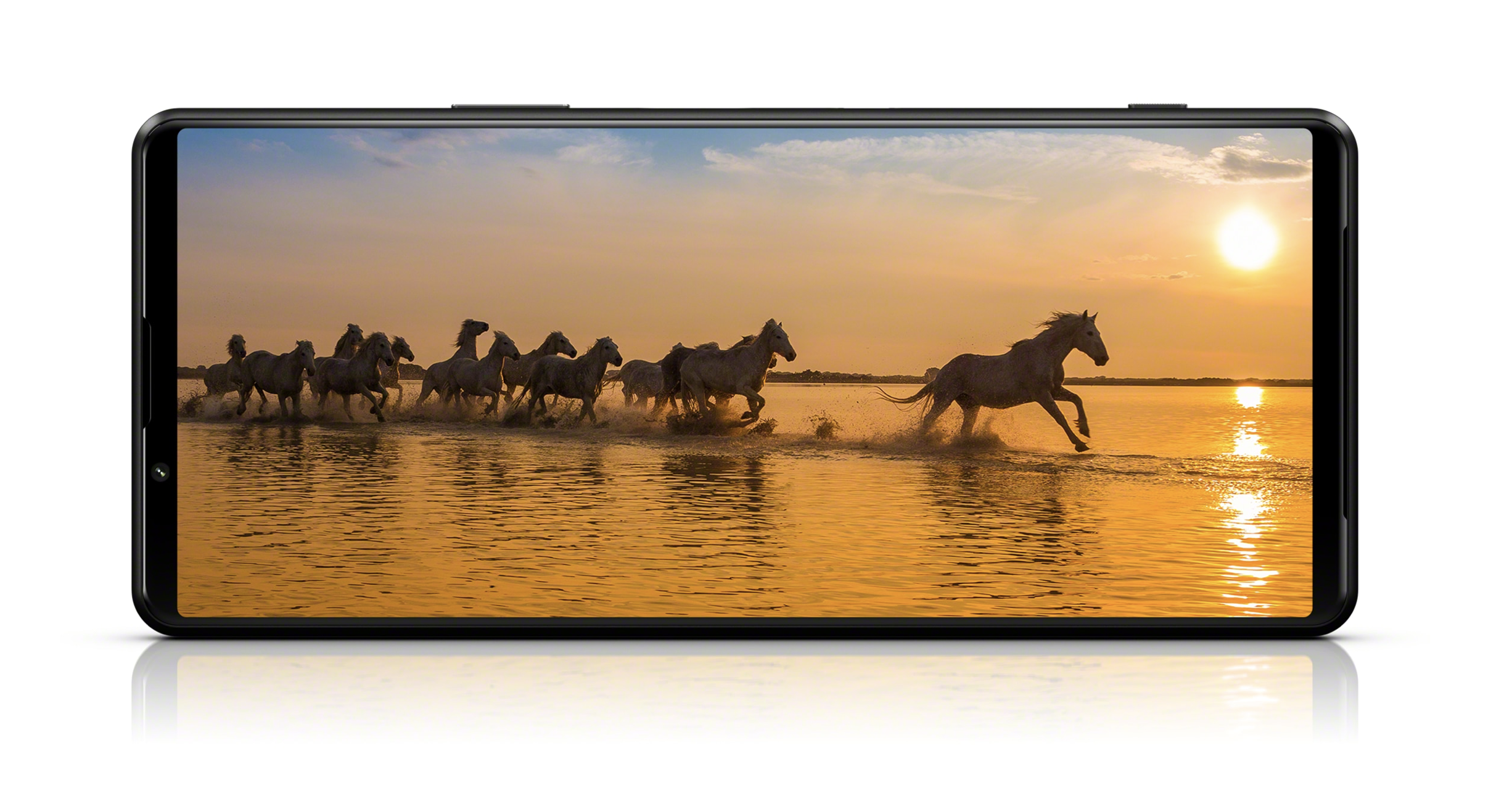 Xperia 1 III 4K HDR OLED 120Hz Refresh rate display