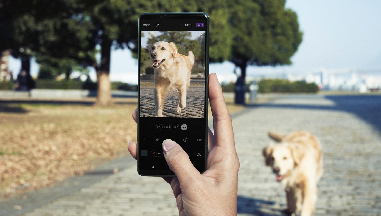 Xperia 5 III Camera App