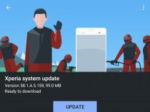 Xperia 1 II 58.1.A.5.159 Firmware Update Rolling