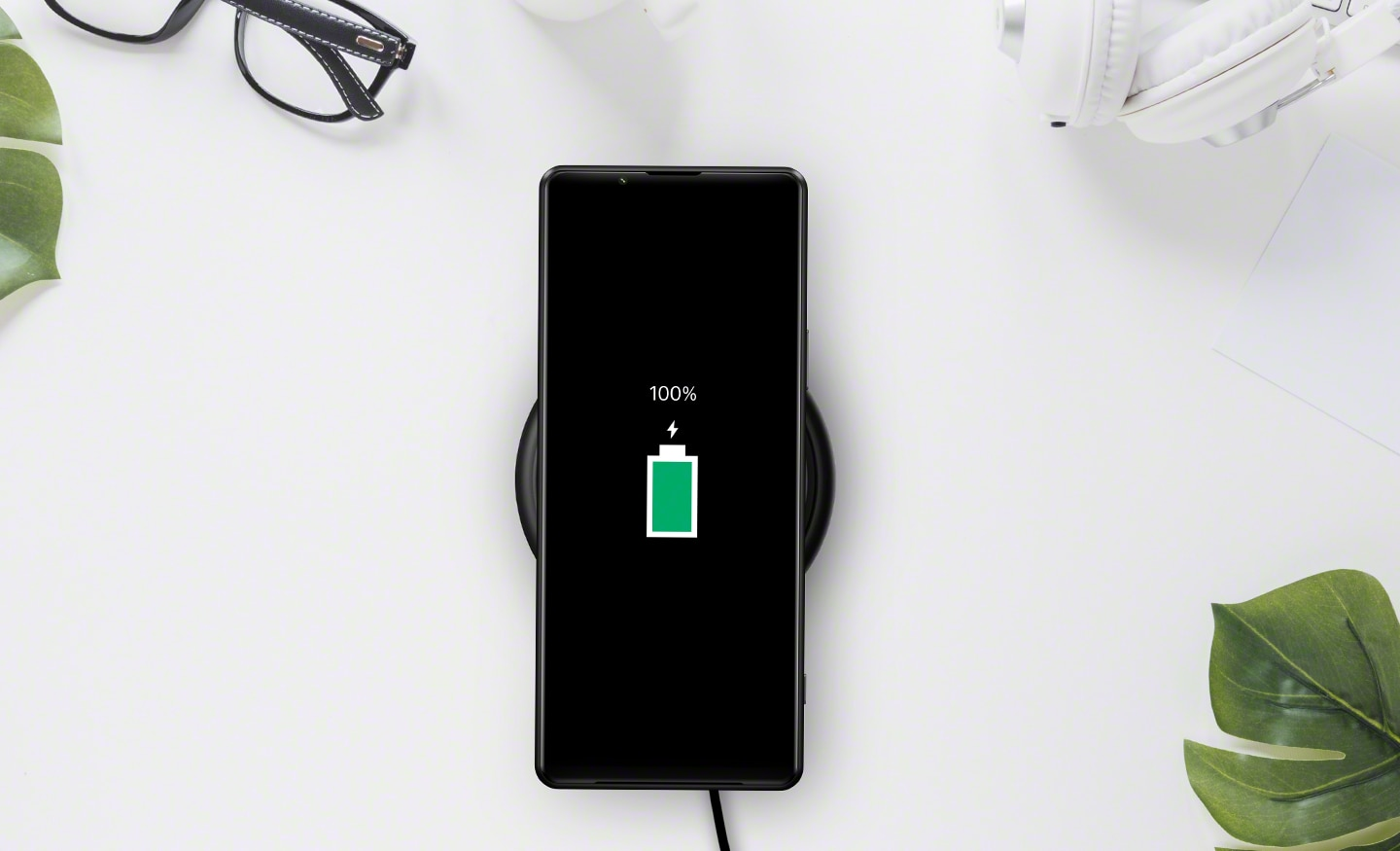 Xperia 1 III Reverse wireless charging