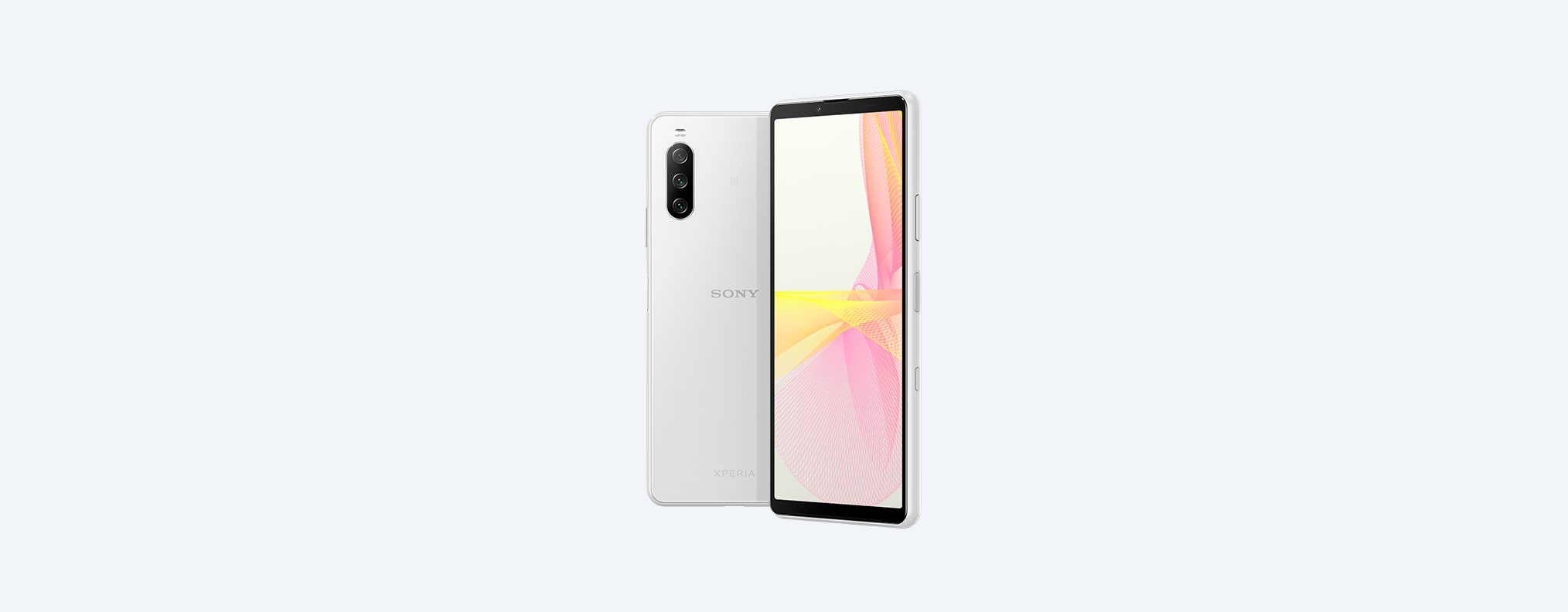 Xperia 10 III White color review