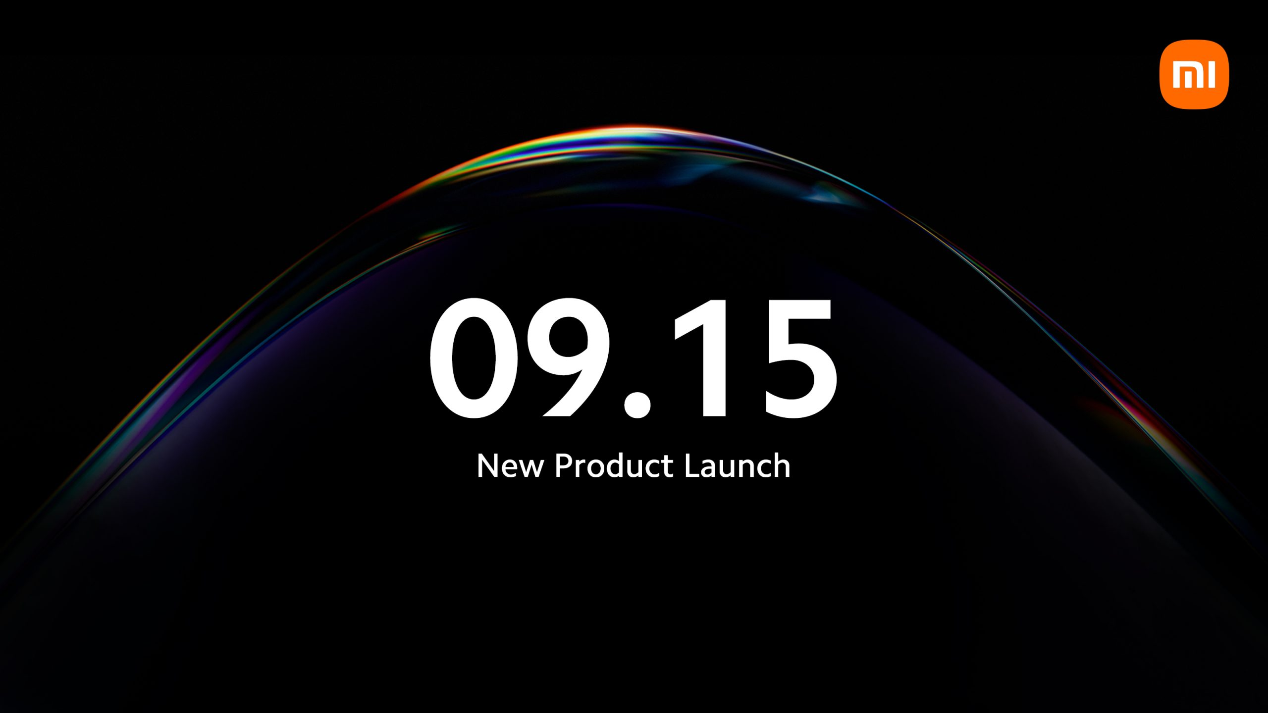 Xiaomi Product Launch Event