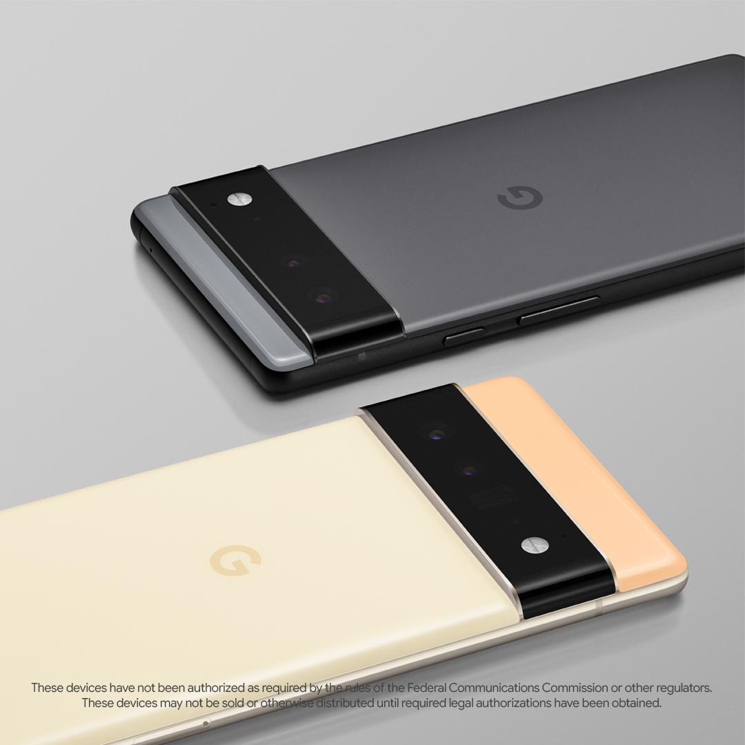 Google Pixel 6 Pro Official Photo