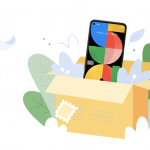Download Google Pixel 5a 5G Wallpaper