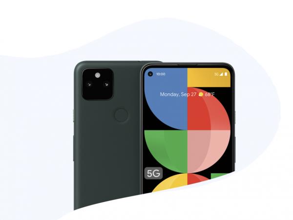 Pixel 5a 5G US & Japan Launch