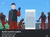 Xperia 62.0.A.3.109 Firmware update rolling