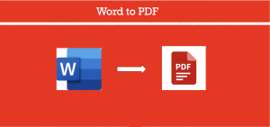How to Convert Convert Word to PDF Tutorial